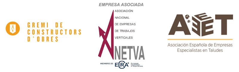 logos asociaciones inacces
