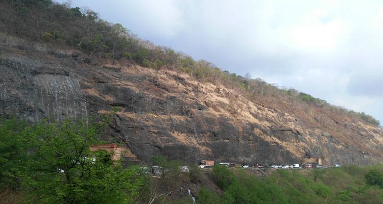 proteccion contra desprendimientos de rocas