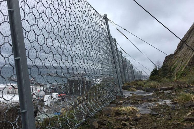 barreras dinámicas de protección