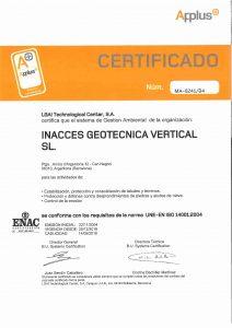 certificaciones-applus ISO 14001