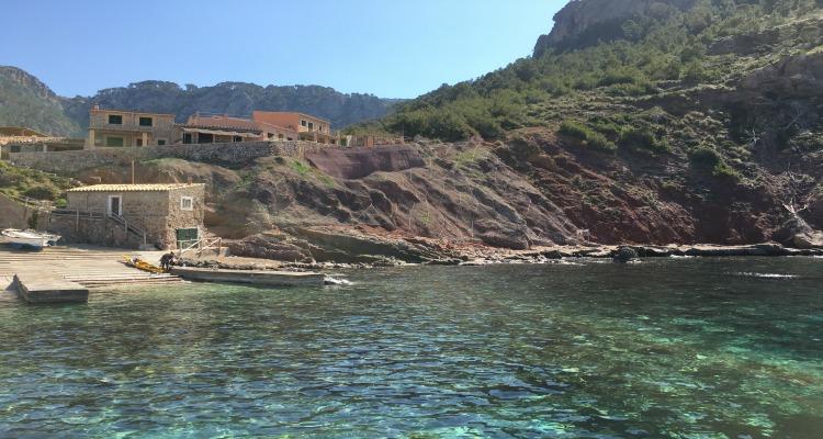 Estabilización de taludes en Puerto de Valldemossa